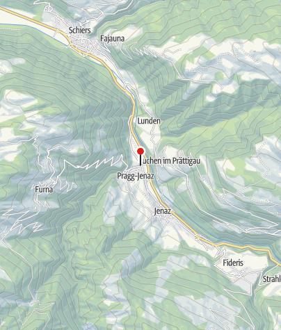 Karte / Landgasthof Sommerfeld