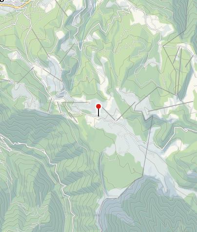 Map / Osteria Passo Coe