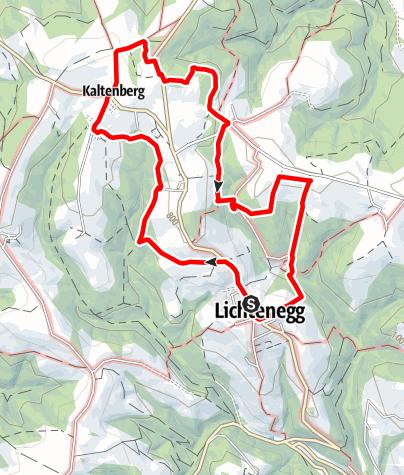 Mapa / Spielplatzweg