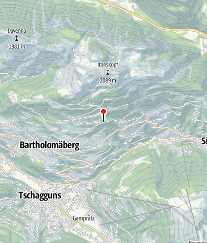 Karte / Barthold Patrizia