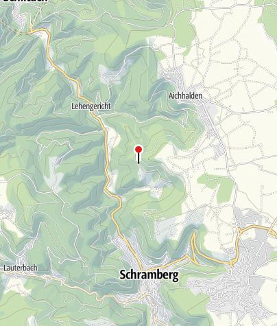 Karte / Biolandhof Herrenweg Manfred Brüstle und Gaby Nuoffer
