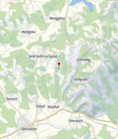 Karte / Gasthaus Trifthanslteich