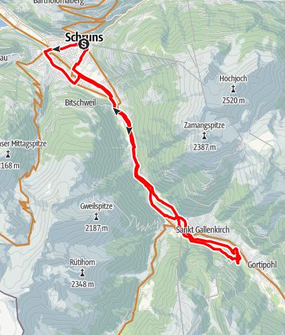Kaart / Mfit für Mountainbike-Einsteiger und Hobbybiker