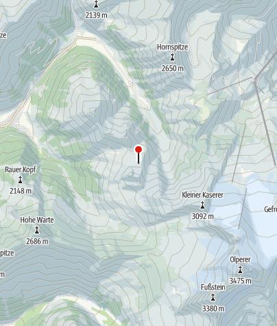 Mappa / Ramsgrubner See