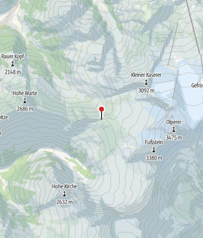 Map / Steinernes Lamm