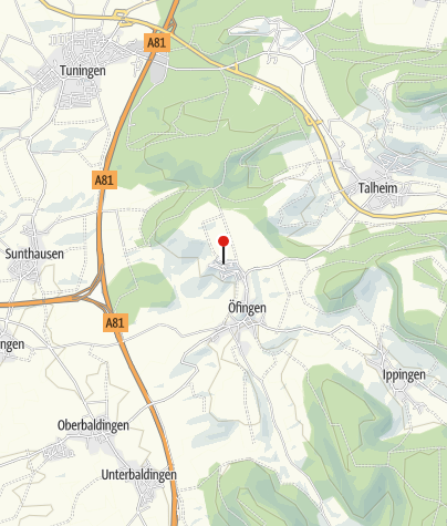 Map / Feriendorf Öfingen
