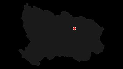 Karte / George-Bähr-Rundwanderweg