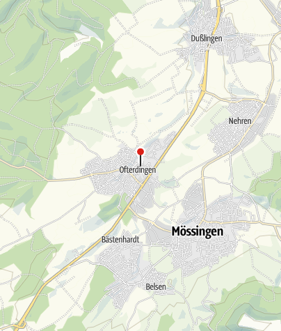 Karte / Pedelec-Ladestation Heimatmuseum Ofterdingen