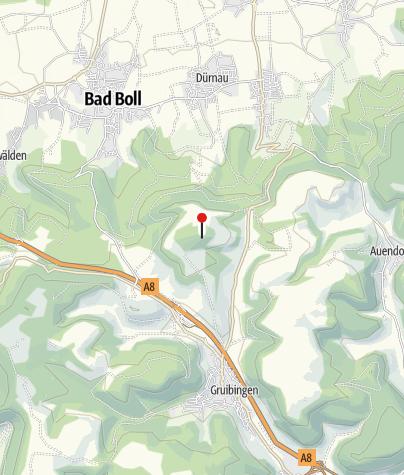 Karte / Kornberghaus