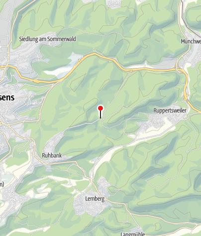 Map / Forsthaus Beckenhof