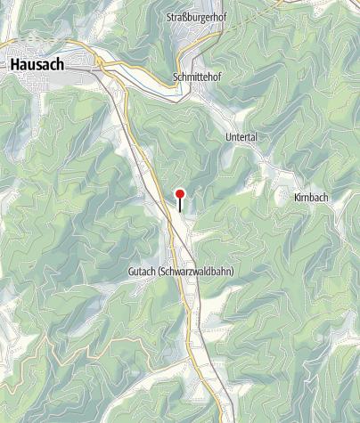 Map / Ferienwohnungen Zwick