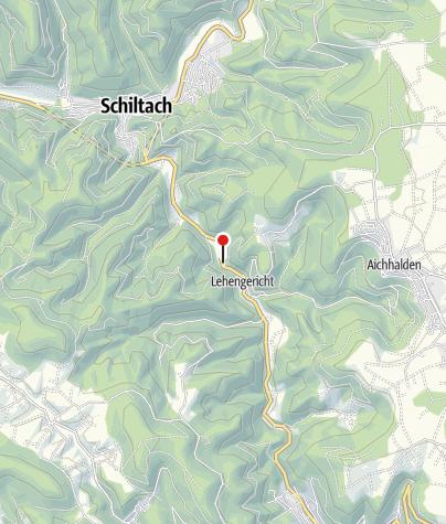 Karte / Ferienwohnung Busch