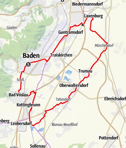 Map / Sommer- & Garten-Tour für Gartenfreunde