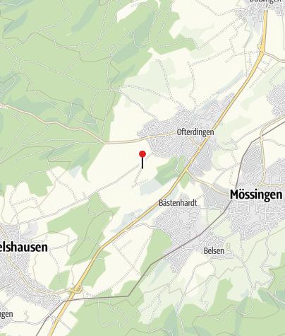 Karte / Pedelec-Ladestation Oberwiesachhof