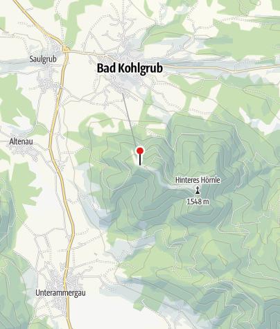 Karte / Hörnle-Hütte