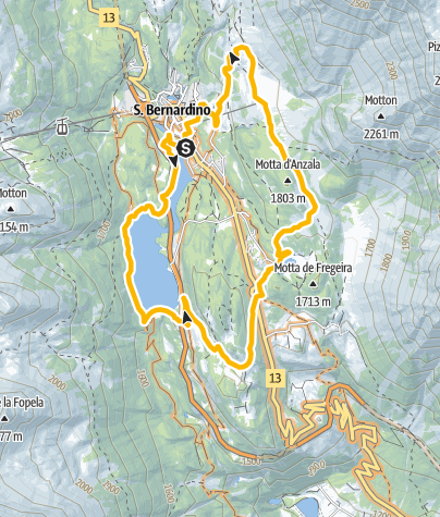 Cartina / GHD - Cross Country 1 - Walking 2 - Running 2