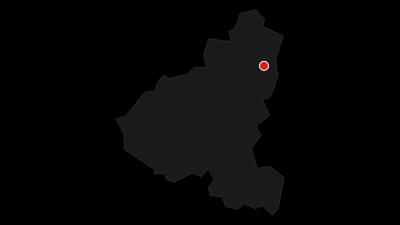 Karte / Tschlin – Alp Tea – Tschlin (Rundweg)