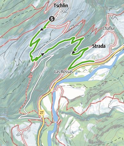 Karte / Warzenbeisserweg