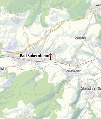 Map / Ferienhaus am Barfußpfad