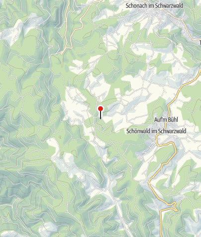 Karte / Schindelhaus Rothaus Loipenzentrum