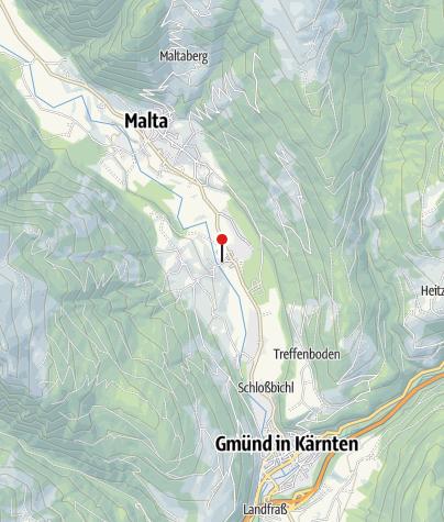 Karte / Campingstüberl & Kaufhaus Zechner