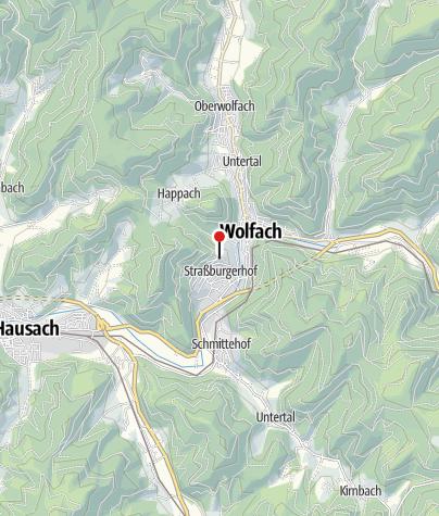Karte / Wolfach RM