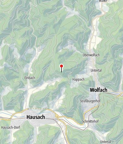 Karte / Hohenlochenhütte