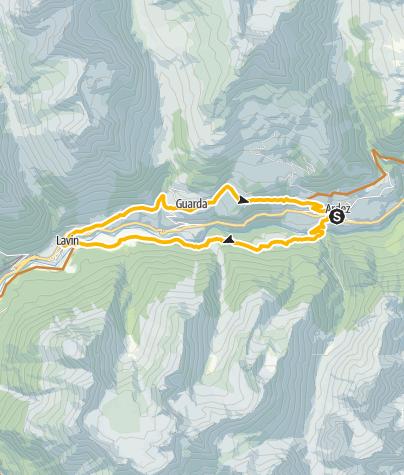 Kaart / Schellen-Ursli Runde