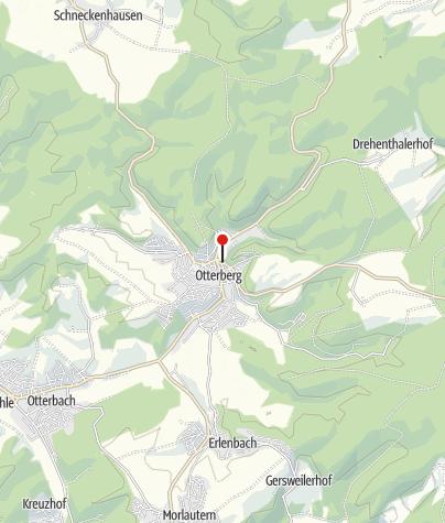 """Map / Gaststätte """"Kraus"""""""