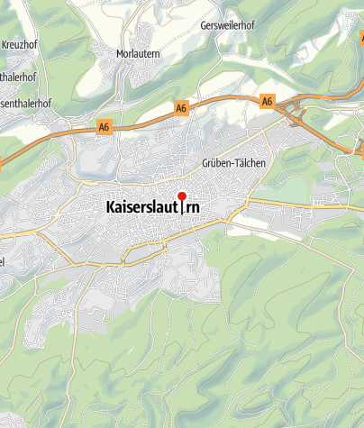 Map / Ferienwohnung Am Wilhelmsplatz