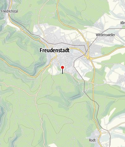 Karte / Köhlerhütte