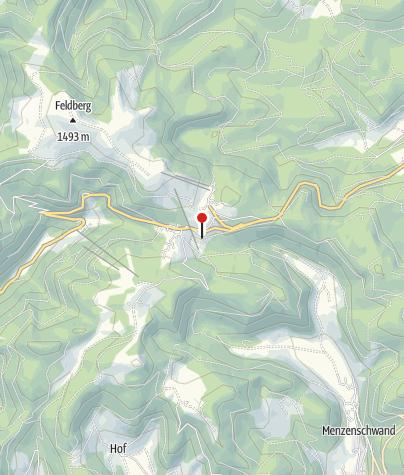 Map / Menzenschwander Hütte