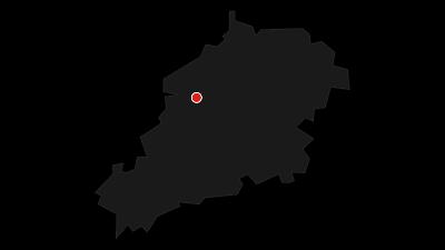 Karte / Saale - Wasserwandern von Jena bis Camburg - Etappe 9