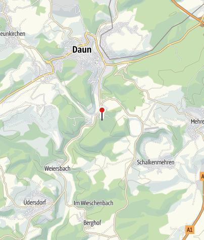 Map / Gemündener Maar