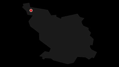 Karte / Alpe-Adria-Trail Gesamtverlauf