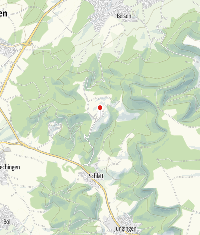 Karte / Gaststätte Dreifürstenstein