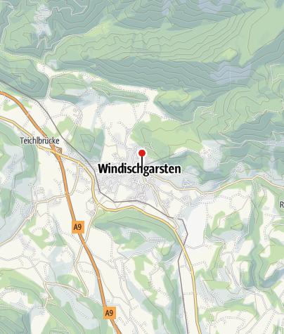 Karte / Alpine Coaster Wurbauerkogel