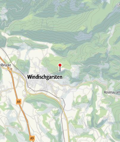 Karte / 3D-Bogenschießen Wurbauerkogel