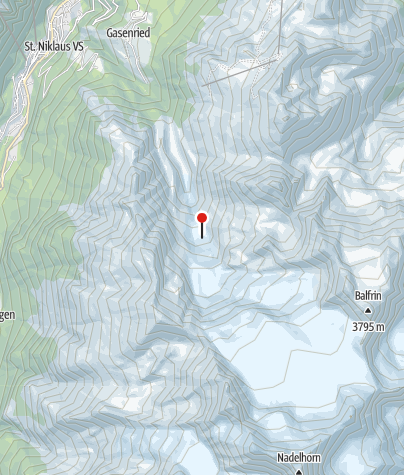 Map / Ried Glacier