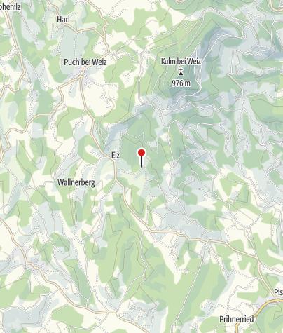 Karte / Obsthof Schwarzenberger -Kronprinz Rudolf Apfelhof