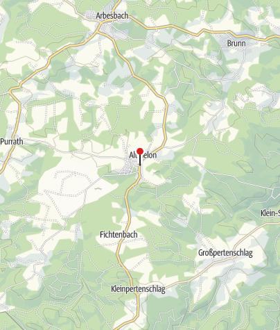 Térkép / Gasthof Reiterherberge Spiegl