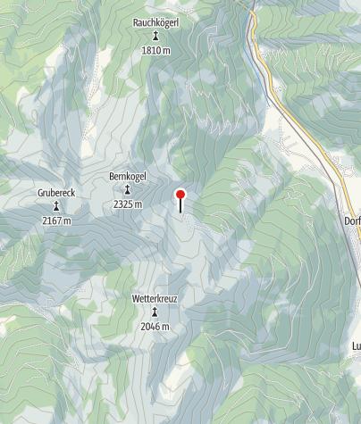 Karte / Heinreichalm