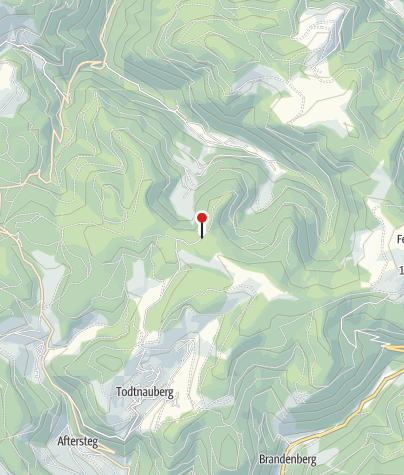 Karte / Berggasthof Stübenwasen
