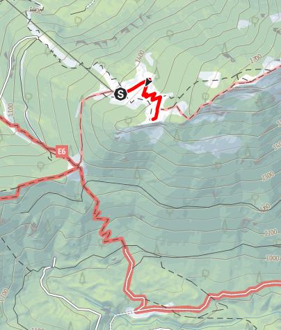 Karte / Auf den Spuren des Clusius - Spaziergang zum Panoramafernrohr