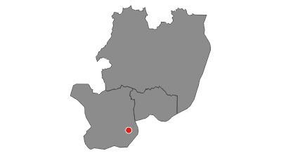 Karta / Paradisvägen, Simrishamn till Fridafors