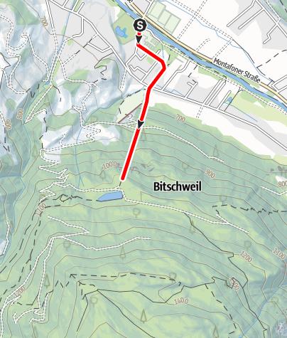 Map / Aquastiege