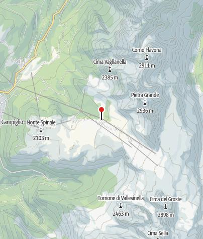 Map / Rifugio Boch