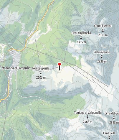 Map / Malga Boch