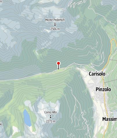 Map / EVVAI eBikeBox STATION Val Genova