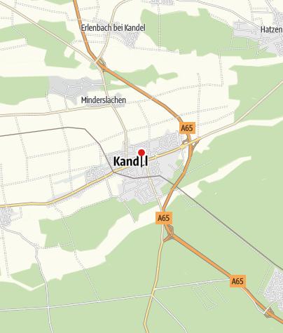 Karte / Radhaus Rödel - Vertical Ride